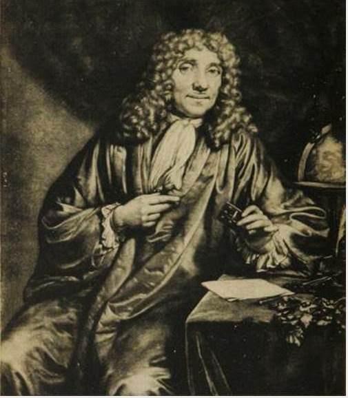 Mikrobiyolojinin babası olan Antonie van Leeuwenhoek kan hücrelerini keşfeden ilk insandır (1676).