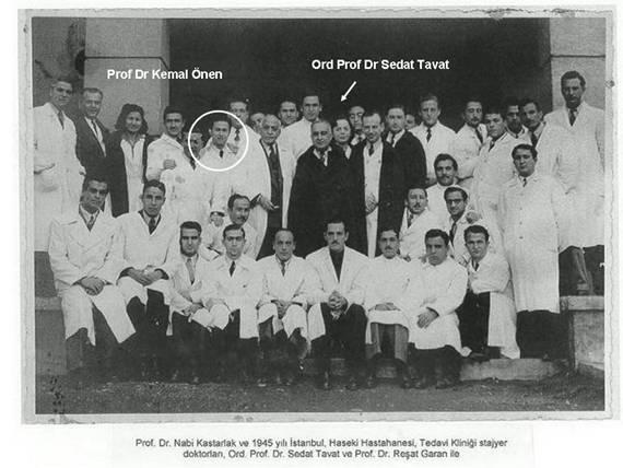 Dr Sedat Tavat